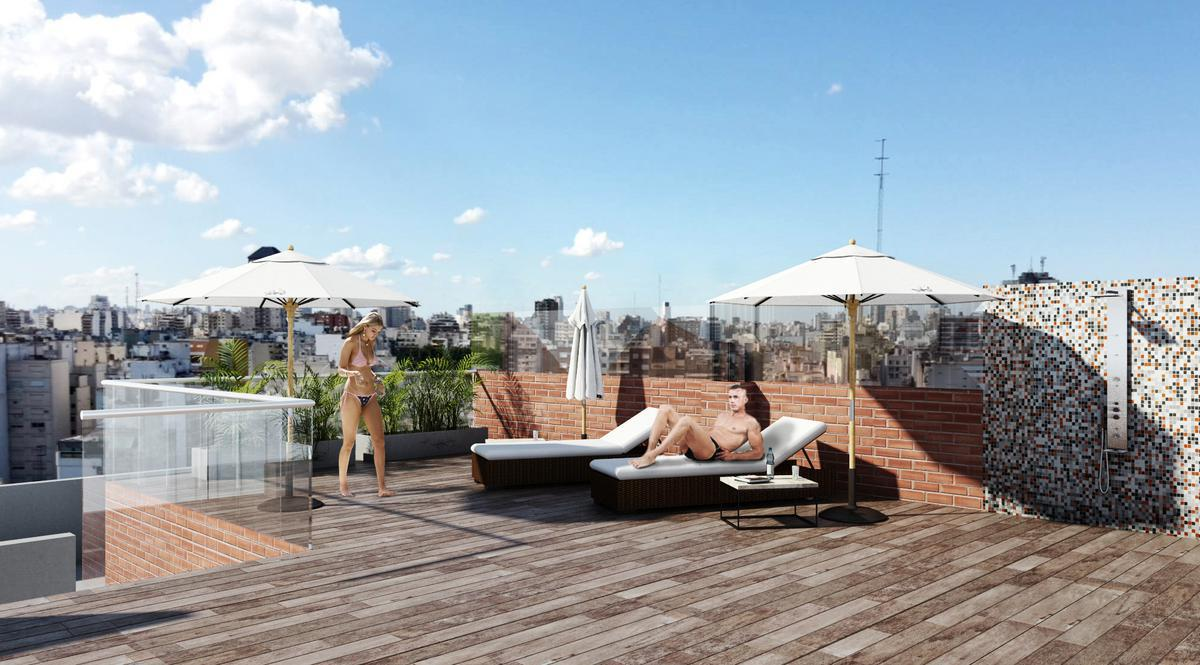 Foto Departamento en Venta en  Parque Patricios ,  Capital Federal   Southpoint Jujuy Flats - Unidad 503