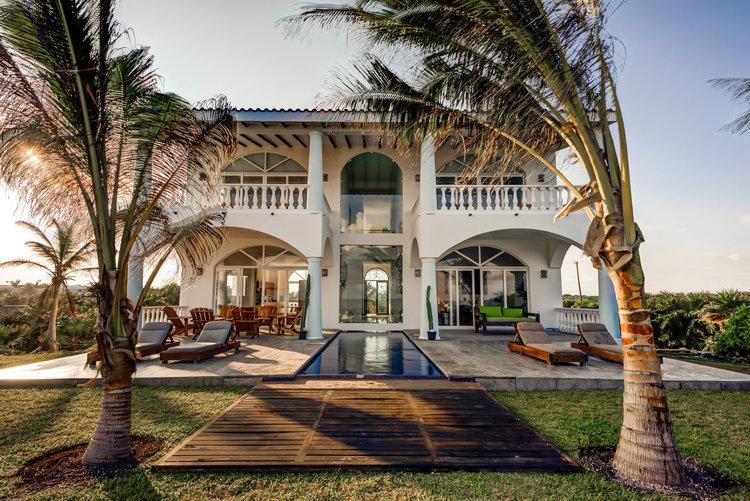 Foto Casa en Venta en  Akumal,  Tulum      Villa de Lujo con Vista al Mar en Quintana Roo