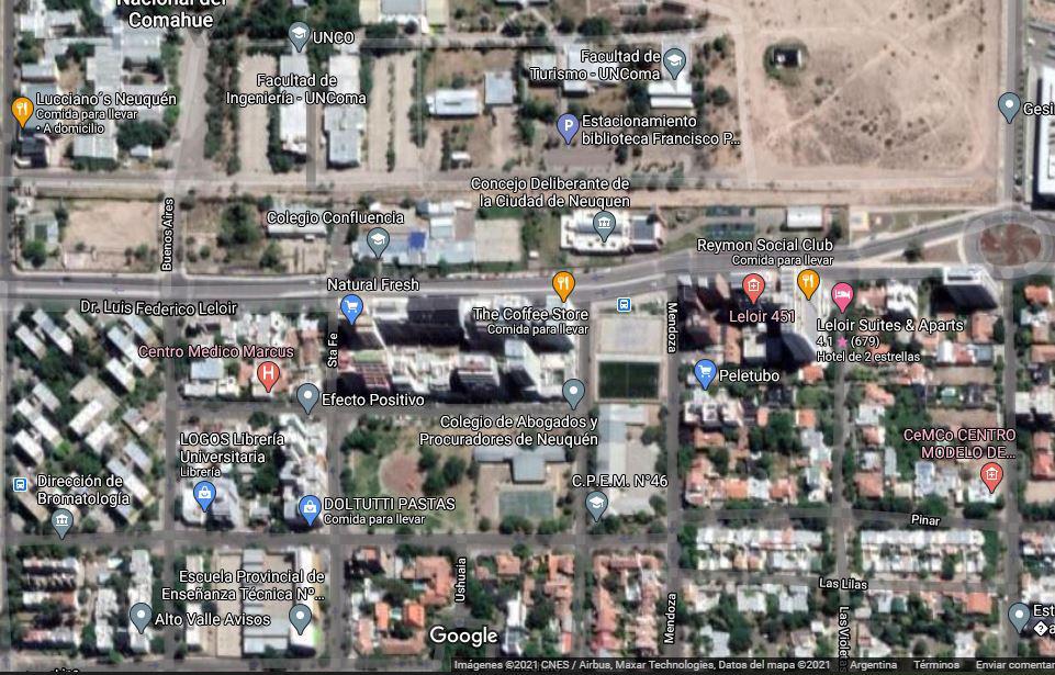 Foto Departamento en Venta en  Neuquen,  Confluencia  Caviahue 200 Z /Centro este