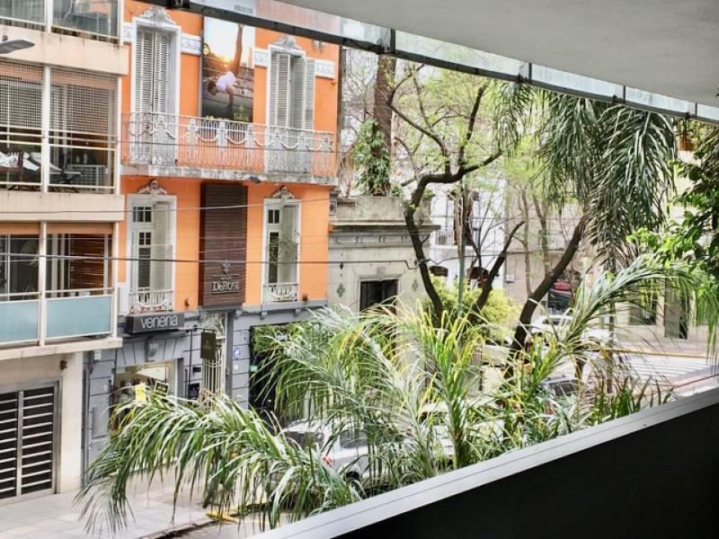 Foto Departamento en Alquiler en  Palermo Viejo,  Palermo  REPUBLICA ARABE SIRIA al 3000