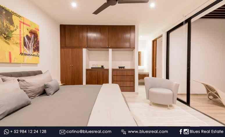 Picture Apartment in Sale in  Playa del Carmen,  Solidaridad  For sale apartments in Selva Tulum | Code 236