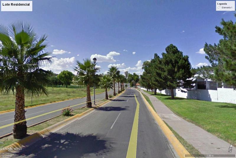 Foto Terreno en Venta en  Hacienda Santa Fe,  Chihuahua  Lote Residencial