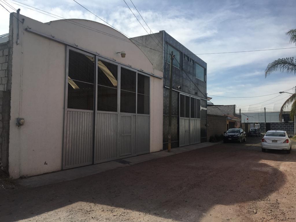 Foto Bodega Industrial en Renta en  Puebla de Zaragoza ,  Puebla  Cerca de Privada 24 Sur 914, San Francisco Totimehuacan, al 72500