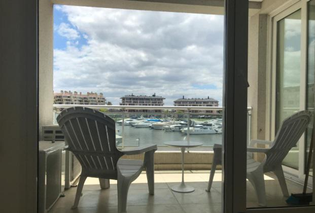 Foto Departamento en Alquiler temporario    en  Wyndham Condominios,  Bahia Grande  Alquiler temporal, 2 amb. balcon a la Bahia. Cochera cubierta