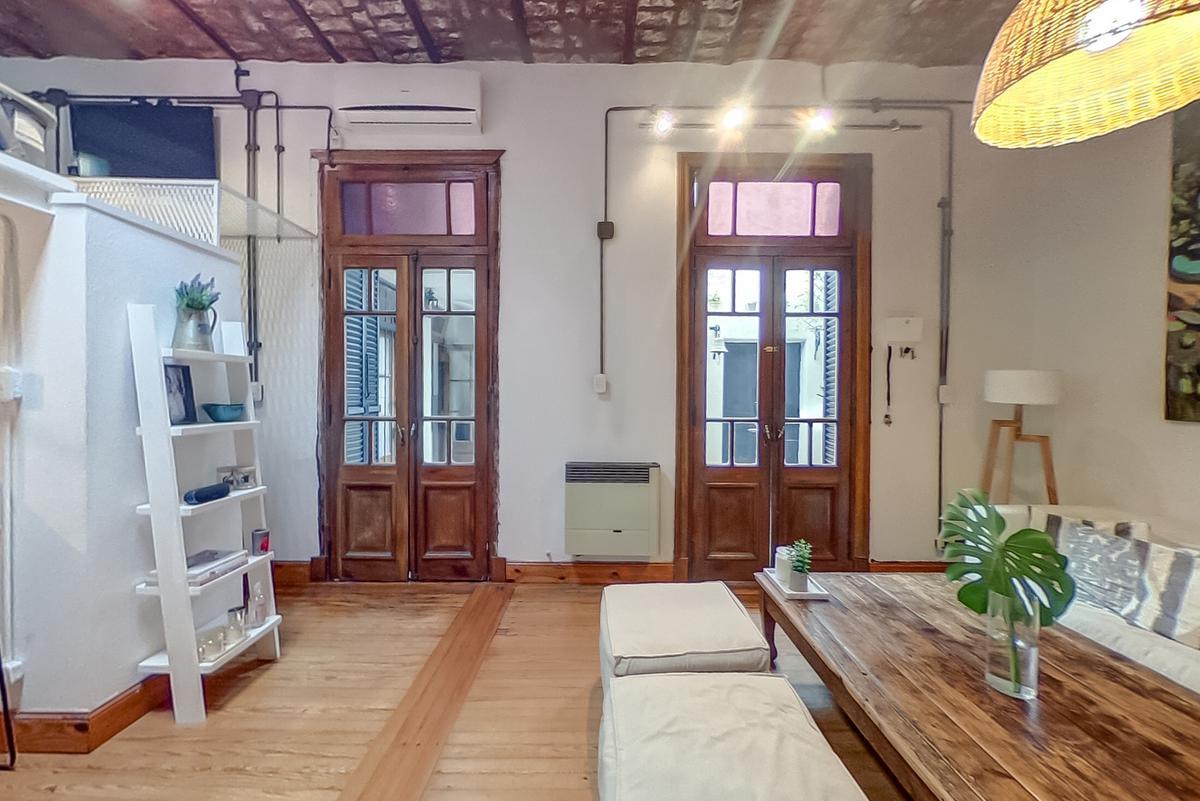 Foto PH en Venta en  Villa Crespo ,  Capital Federal  Bonpland al 800
