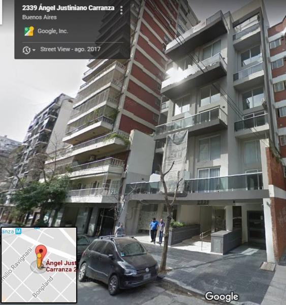 Foto Cochera en Venta en  Palermo ,  Capital Federal  Carranza, Angel Justiniano al 2300