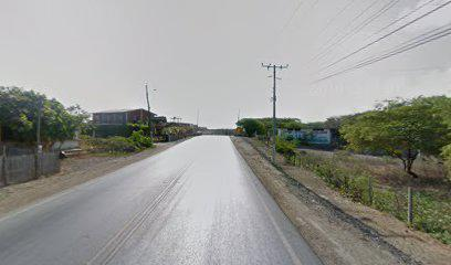 Foto Terreno en Venta en  Norte de Playas,  Playas  Via Data - Posorja - km 4,5 terreno  de 40000 m2 al pie  del carretero