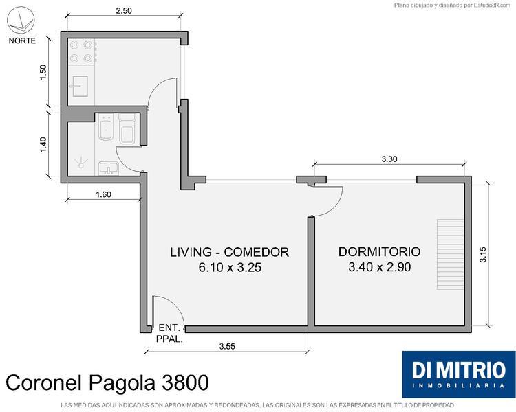 Foto Departamento en Venta en  Pompeya ,  Capital Federal  Coronel Pagola y Quilmes