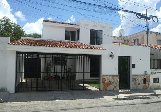 Foto Casa en Renta en  Montes de Ame,  Mérida  Casa en renta de 2 plantas dentro de la ciudad. Montes de Ame