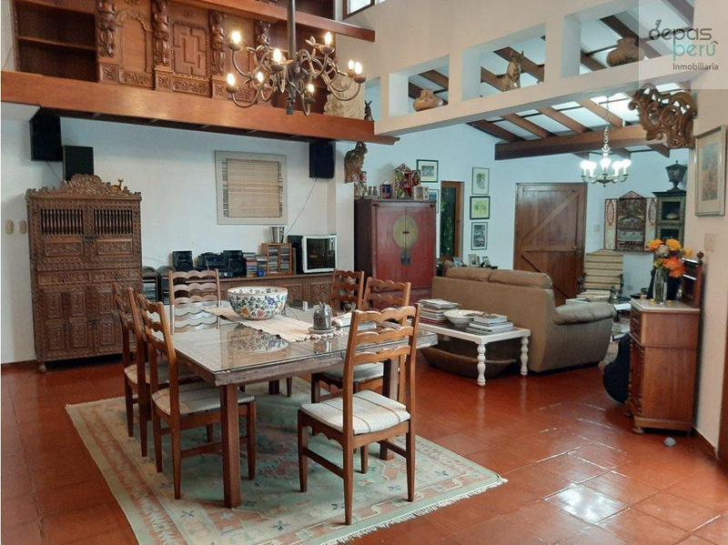 Foto Casa en Venta en  Chorrillos,  Lima  Alameda San Juan Buena Vista
