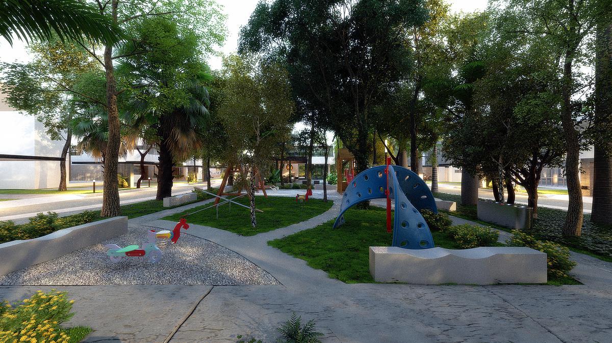 Foto Casa en Venta en  Solidaridad ,  Quintana Roo  CASA EN HERMOSO RESIDENCIAL- 3 REC.- PLAYA PARAISO-QUINTANA ROO