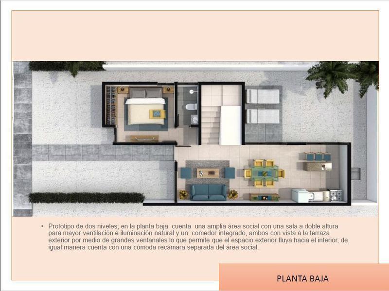 Foto Casa en Venta en  Pueblo Chelem,  Progreso  Puerto Lindo CORAL