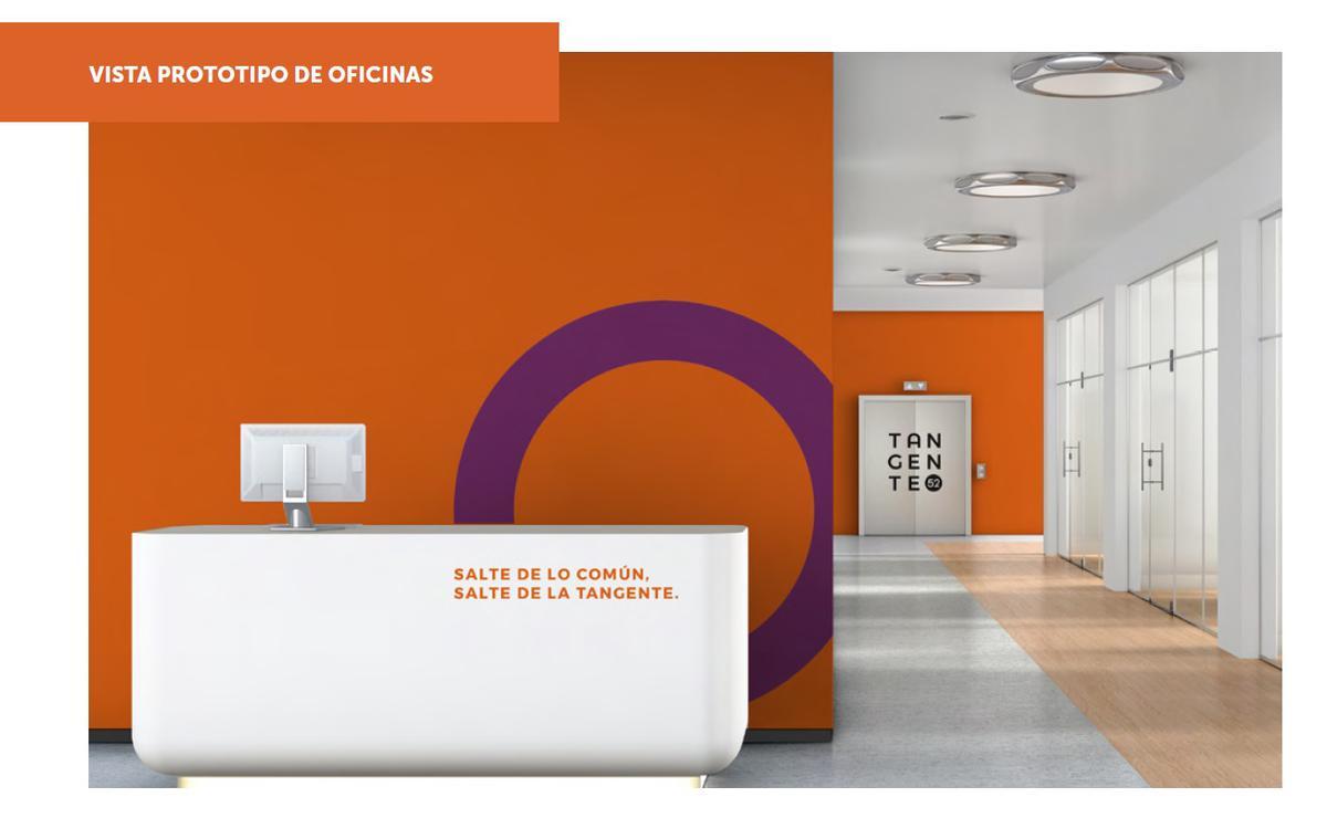 Foto Oficina en Renta en  Lomas del Tecnológico,  San Luis Potosí  Oficinas Corporativas en Tangente 52