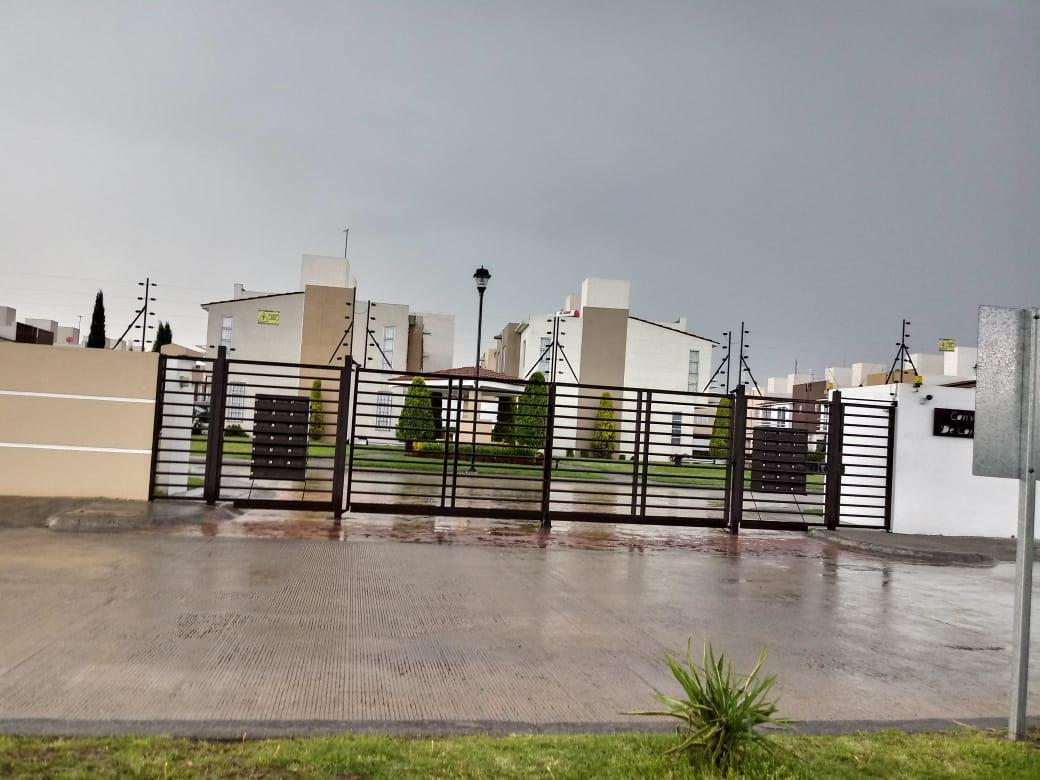 Foto Casa en condominio en Venta en  Toluca ,  Edo. de México  Casa en VENTA, Fraccionamiento Las Misiones, San Mateo Otzacatipan, Estado de México