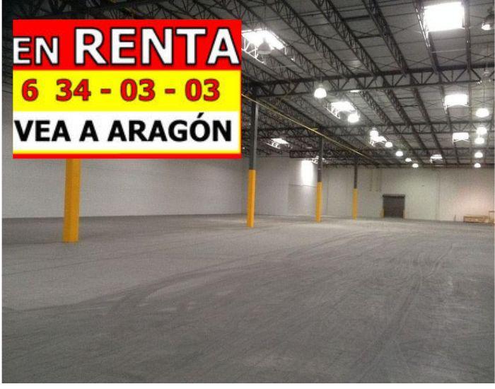 Foto Nave Industrial en Renta en  Alamar,  Tijuana  RENTAMOS ENORME NAVE INDUSTRIAL NUEVA 8,174 Mts² o 87,994 Pies²