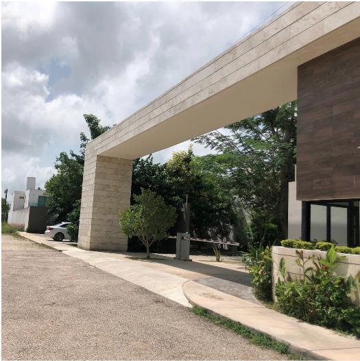 Foto Casa en Renta en  Santa Gertrudis Copo,  Mérida   Rento bello Townhouse  en privada  al norte de Mérida