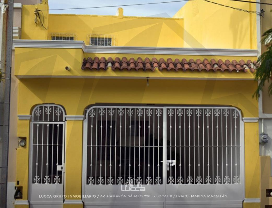 Foto Casa en Venta en  Centro,  Mazatlán  CASA EN CENTRO HISTORICO  MAZATLAN