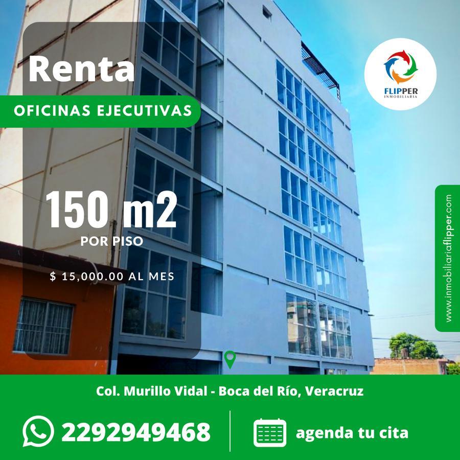 Foto Oficina en Renta en  Manuel Nieto,  Boca del Río  Renta de Oficinas en Bocal del Río - 3er Piso