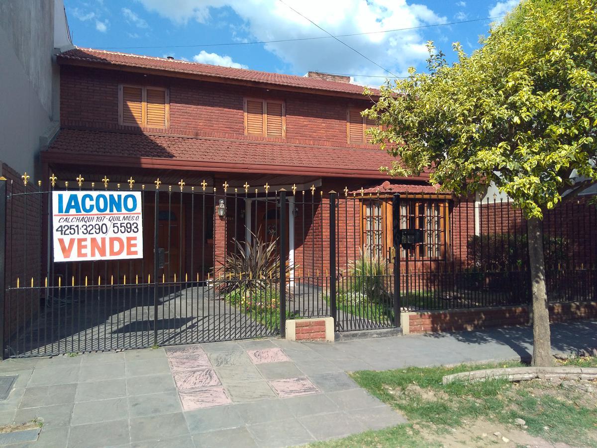 Foto Casa en Venta en  Quilmes Oeste,  Quilmes  392 entre Sarratea y Fornabaio