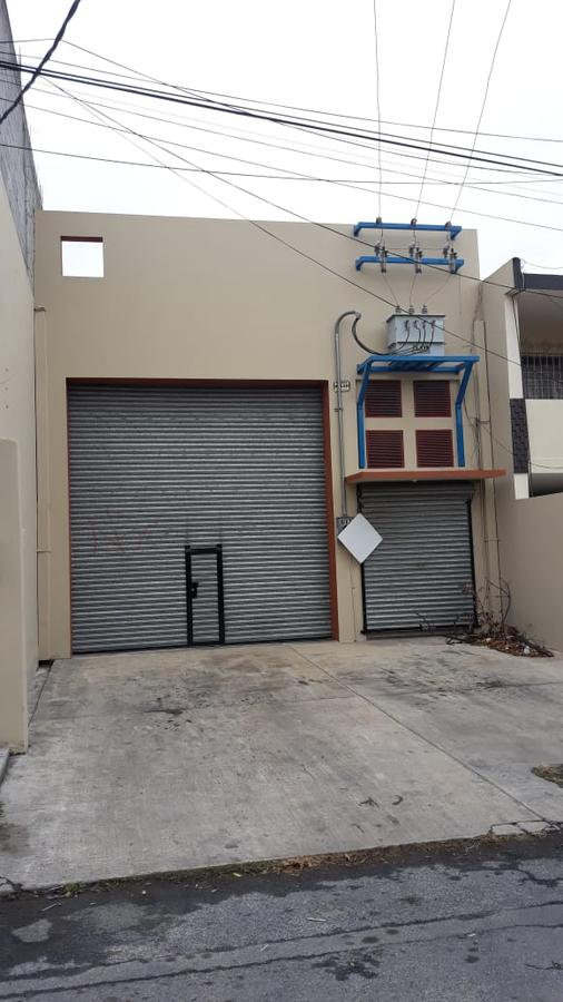 Foto Bodega Industrial en Renta en  Fierro,  Monterrey  Bodega en Renta, Colonia Fierro, Monterrey