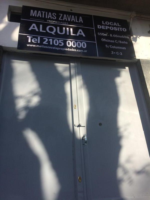 Foto Galpón en Alquiler en  Mataderos ,  Capital Federal  Directorio al 4500