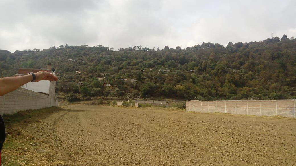 Foto Terreno en Venta en  Ojo de Agua,  Tenango del Valle  TERRENO EN VENTA EN  CAMINO A TETETLA HOY DR. ROMAN PIÑA CHAN