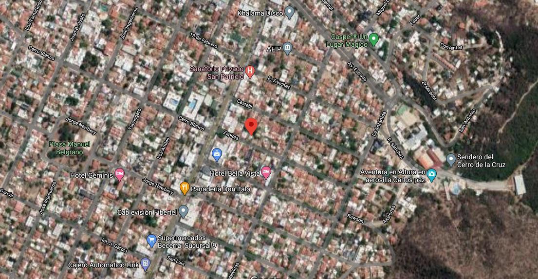 Foto Casa en Venta en  Villa Carlos Paz,  Punilla  CASA EN VENTA EN V. CARLOS PAZ A UN PRECIO DE REMATE!!!