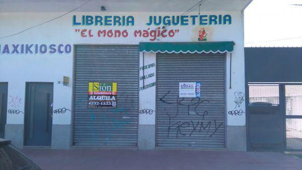 Foto Local en Alquiler en  Ezeiza ,  G.B.A. Zona Sur  ESTERO BELLACO 387 EZEIZA