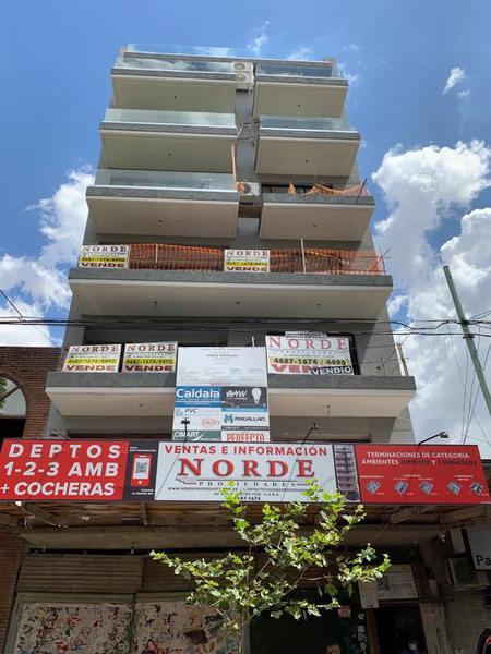 Foto Departamento en Venta en  Villa Luro ,  Capital Federal  Emprendimiento Manzoni 45