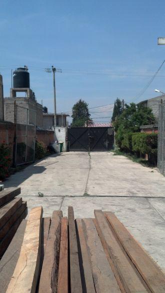 Foto Bodega Industrial en Venta en  Emiliano Zapata,  Ixtapaluca  Emiliano Zapata