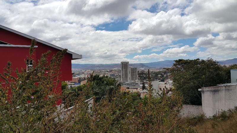 Foto Terreno en Venta en  Lomas del Mayab,  Tegucigalpa  Terreno Residencial Ideal para Edificio, Lomas del Mayab, Tegucigalpa