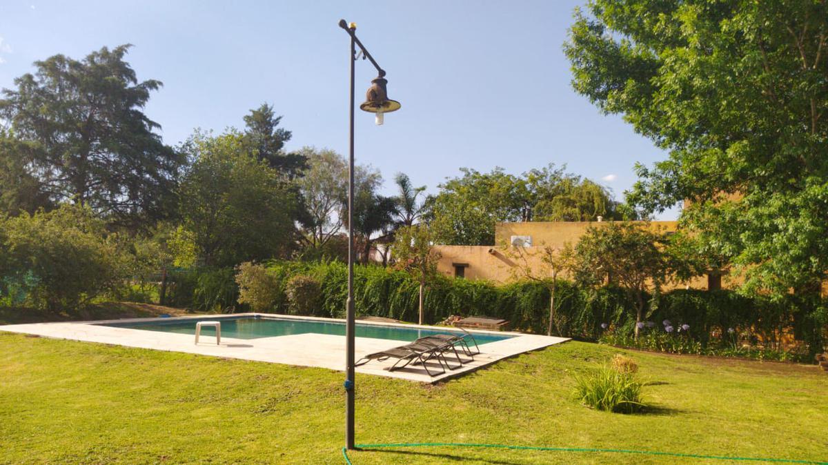 Foto Casa en Alquiler temporario en  Villa Allende,  Cordoba Capital  Las corzuelas al 400