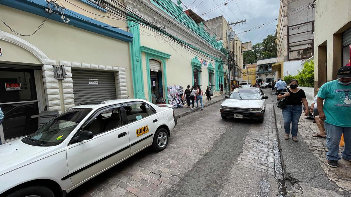 Foto Local en Renta en  El Centro,  Tegucigalpa  Local en renta, centro de  Tegucigalpa