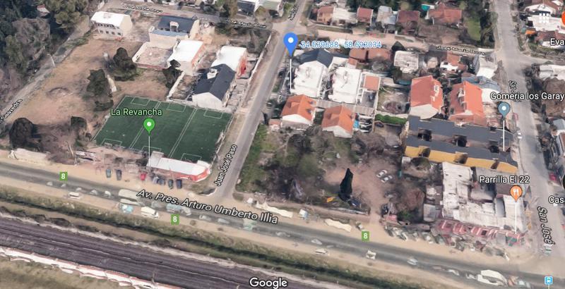 Foto Terreno en Venta en  San Miguel ,  G.B.A. Zona Norte  Juan Jose Paso y Ruta 8