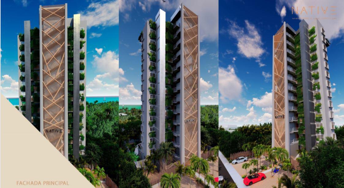 Foto Departamento en Venta en  Zona Hotelera Norte,  Cozumel  Condominios Native