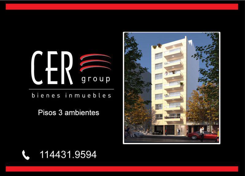 Foto Departamento en Venta en  Caballito ,  Capital Federal  Bonifacio 886 5° piso