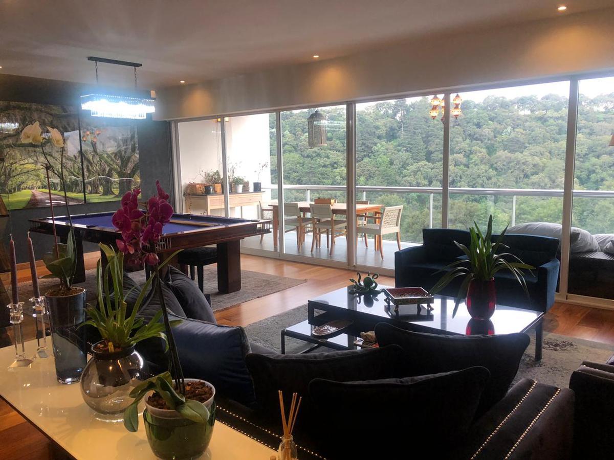 Foto Departamento en Renta en  San Mateo Tlaltenango,  Cuajimalpa de Morelos  San Mateo Tlaltenango