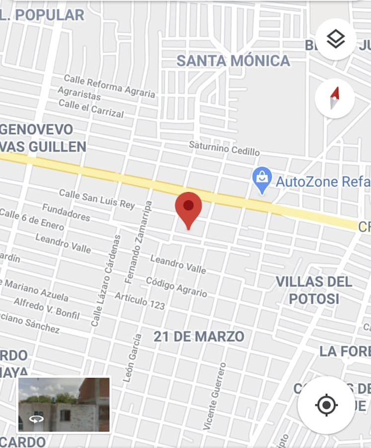 Foto Terreno en Renta en  San Luis Potosí ,  San luis Potosí  TERRENO EN RENTA A UNA CUADRA DE CARRETERA A RIOVERDE, SAN LUIS POTOSI