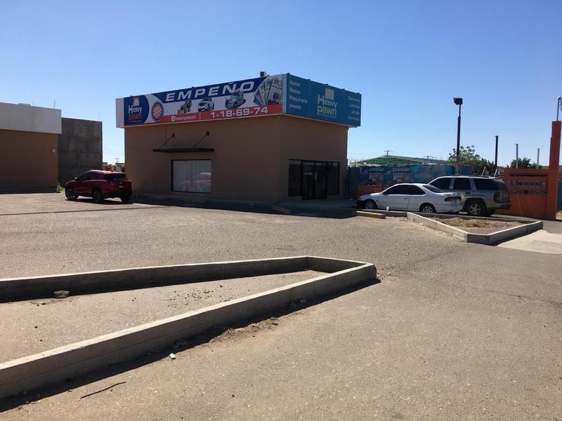 Foto Oficina en Venta en  Hermosillo ,  Sonora  Propiedad comercial en venta al norte de Hermosillo Sonora sobre el blvd. progreso y caturegli