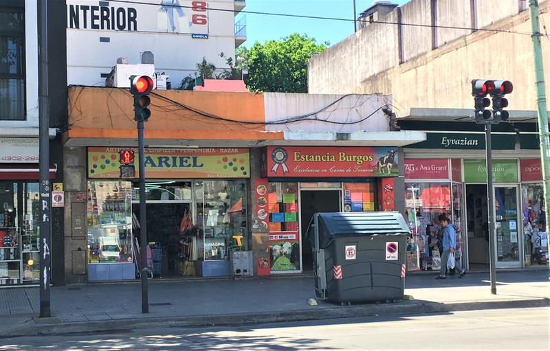 Foto Local en Venta en  Barracas ,  Capital Federal  Av. Regimiento de los Patricios y Suarez