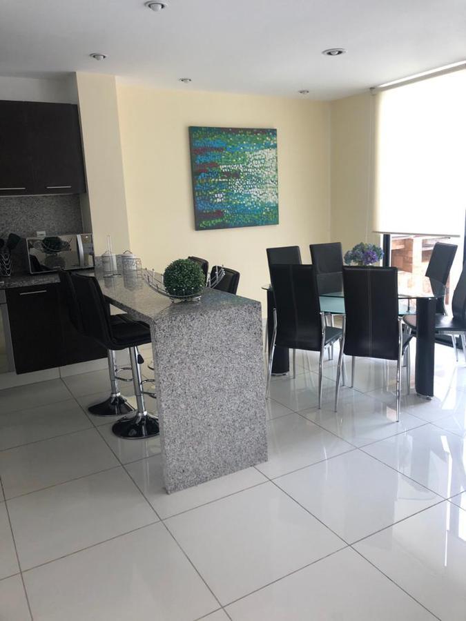 Foto Casa en condominio en Renta en  Juriquilla,  Querétaro  RENTA CASA AMUEBLADA JURIQUILLA STA. FE CONDOMINO PONTEVEDRA QUERETARO