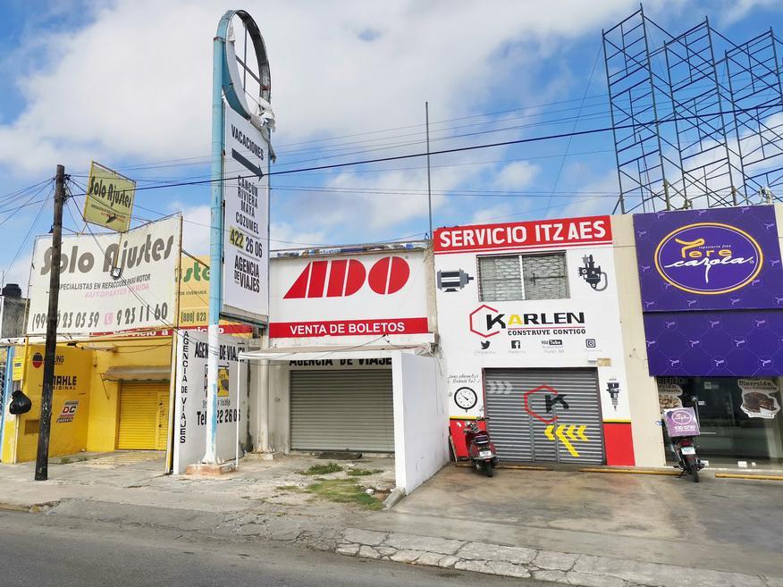 Foto Local en Venta en  Merida Centro,  Mérida  Local comercial en venta en Mérida, Avenida Itzaes
