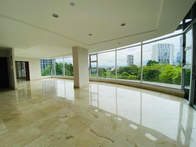 Foto Departamento en Renta en  Mata Redonda,  San José  Nunciatura/ De LUJO/ 3 Habitaciones/ Vista / Edificación de alto nivel