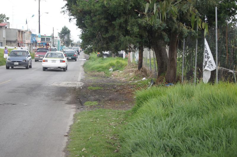 Foto Terreno en Venta en  Santa María Totoltepec,  Toluca  Santa María Totoltepec