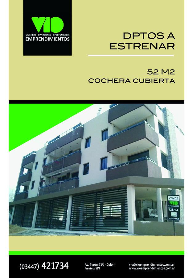 Foto Departamento en Venta en  Colon,  Colon  Alem y Alfonsín