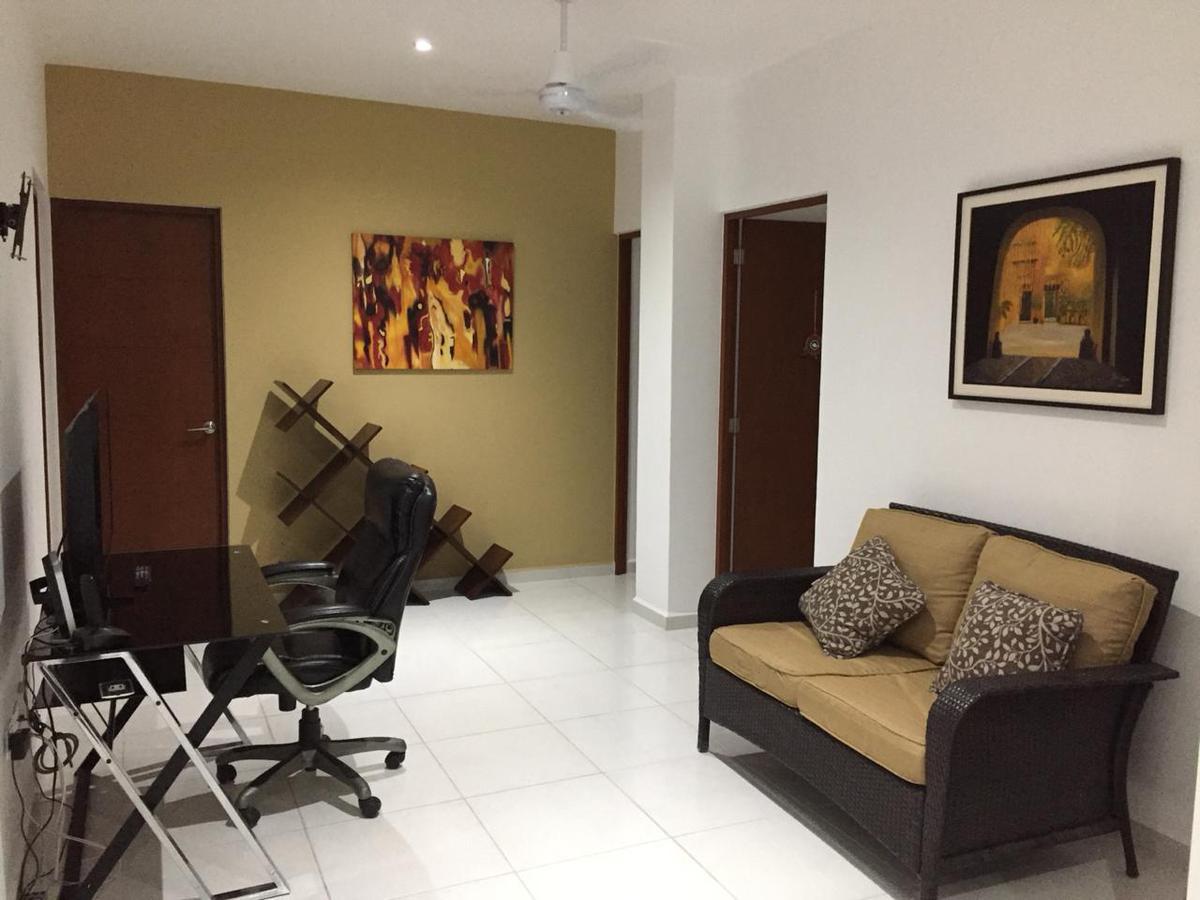 Foto Departamento en Renta en  Supermanzana 329,  Cancún  DEPARTAMENTO AMUEBLADO EN RENTA EN RESIDENCIAL ASTORIA EN PRIV. SOHO