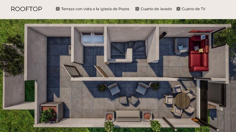 Foto Casa en Venta en  Villa de Pozos,  San Luis Potosí  CASAS EN VENTA EN POZOS, SAN LUIS POTOSI