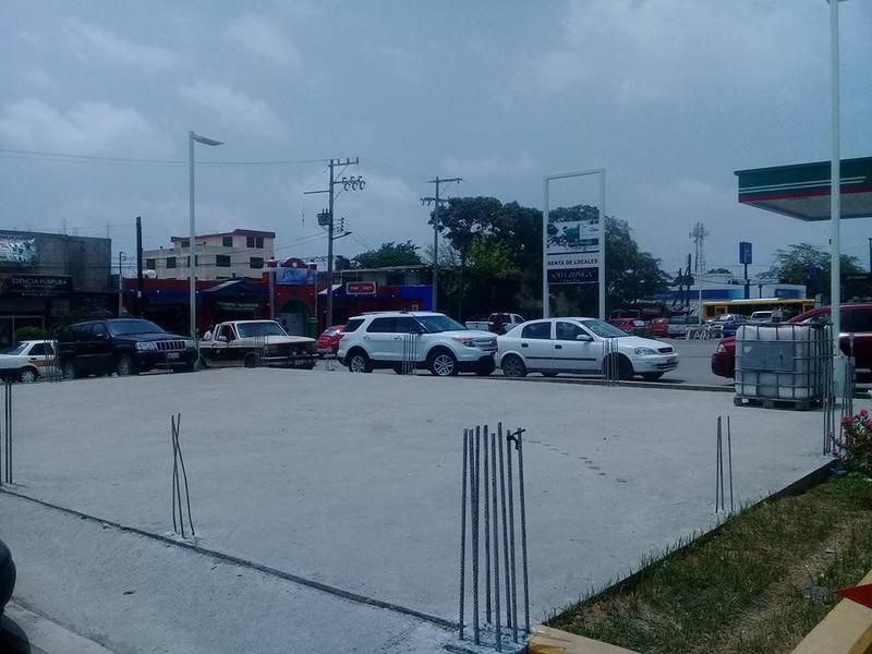 Foto Terreno en Renta |  en  Altamira ,  Tamaulipas  TERRENO PARA CONSTRUCCION DE FRANQUICIA