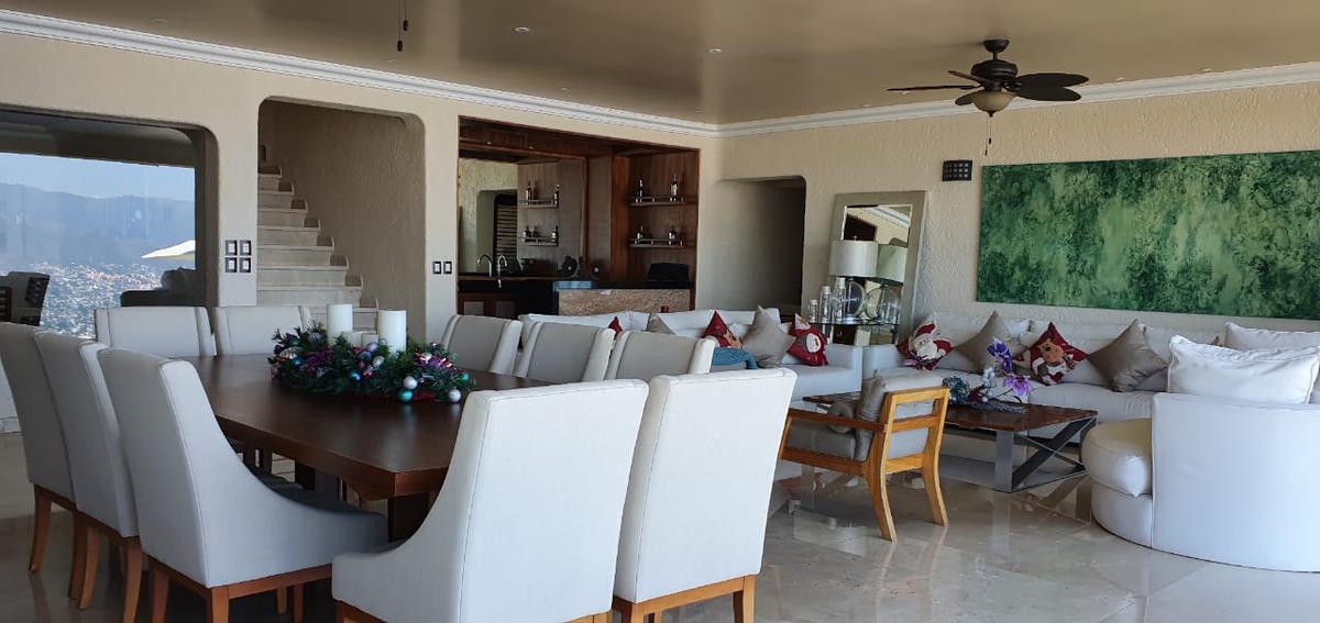 Foto Casa en Venta en  Fraccionamiento Las Brisas,  Acapulco de Juárez  Villa en La Cima Brisas   espectacular Vista