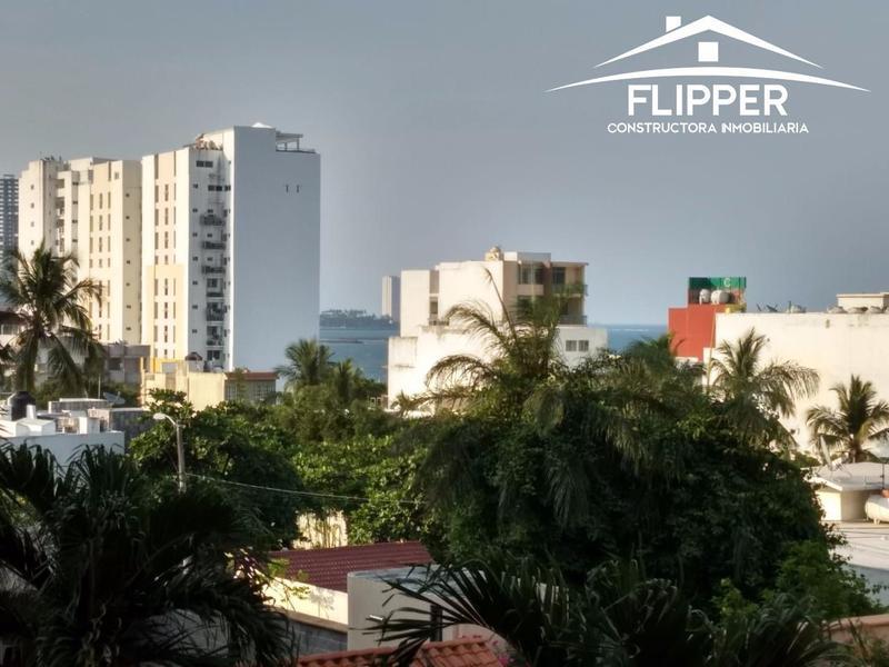 Foto Departamento en Renta en  Los Delfines,  Boca del Río  DEPARTAMENTO EN RENTA EN BOCA DEL RIO, FRAC. LOS DELFINES